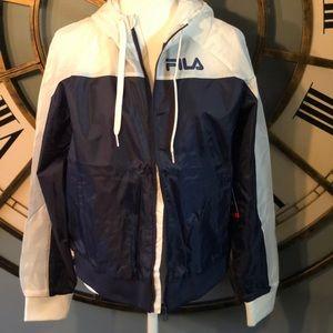 Fila Jackets & Coats - ❤️Host Pick❤️ NWT Fila Sally Sail Wind Jacket